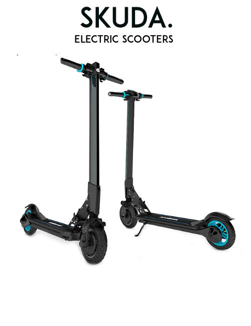 SKUDA Electric Scooters