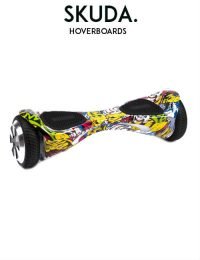 SKUDA Hoverboard Sale Graffiti Phoenix Swegway
