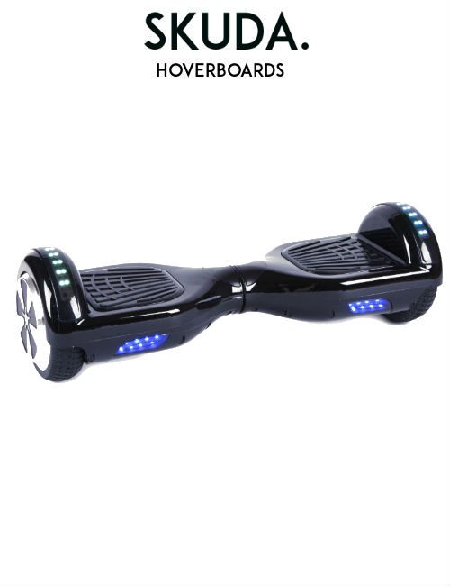 Black Disco Hoverboard Sale UK