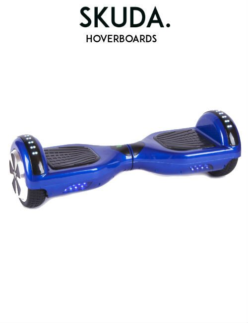 Blue Disco Hoverboard Sale, UK Swegway