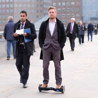 are hoverboards illegal on the road