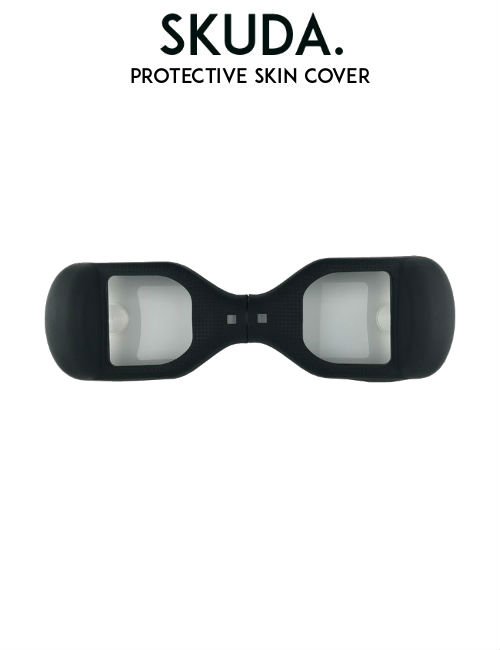 black Hoverboard Protective Skin Cover