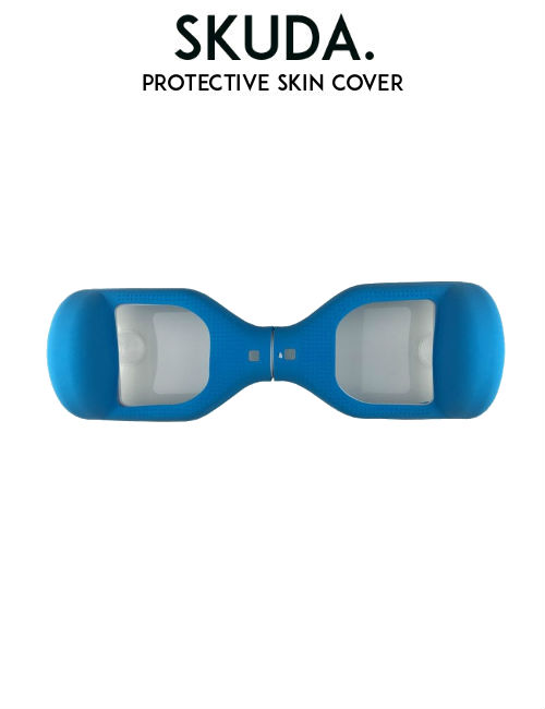 blue Hoverboard Protective Skin Cover