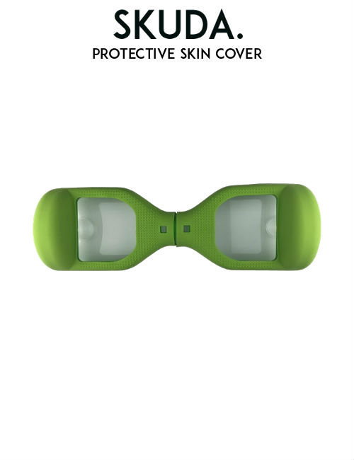 green Hoverboard Protective Skin Cover