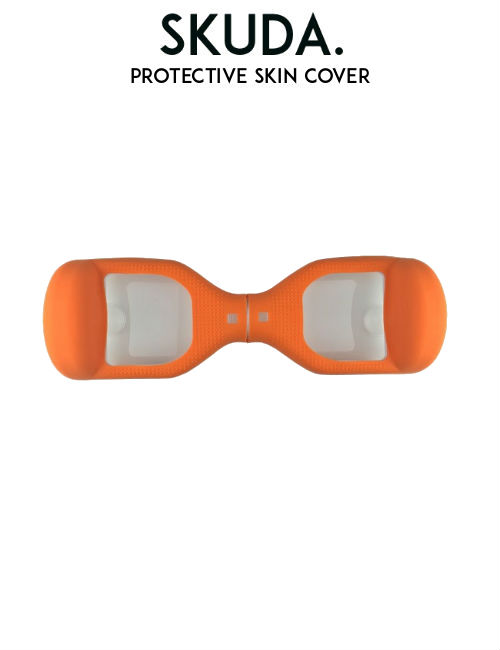 orange Hoverboard Protective Skin Cover