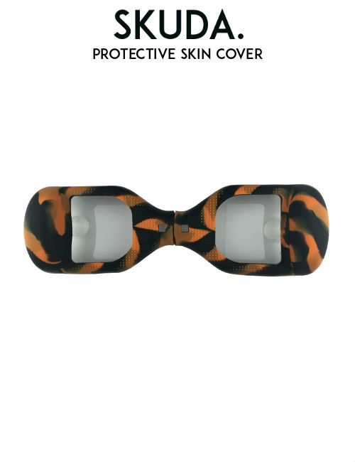 orange camo Hoverboard Protective Skin Cover