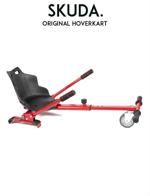 original Hoverkart for Hoverboard Swegway red