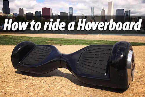 How to ride a Hoverboard Sale UK