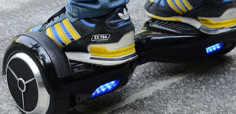 Riding Swegway Safely Hoverboards UK